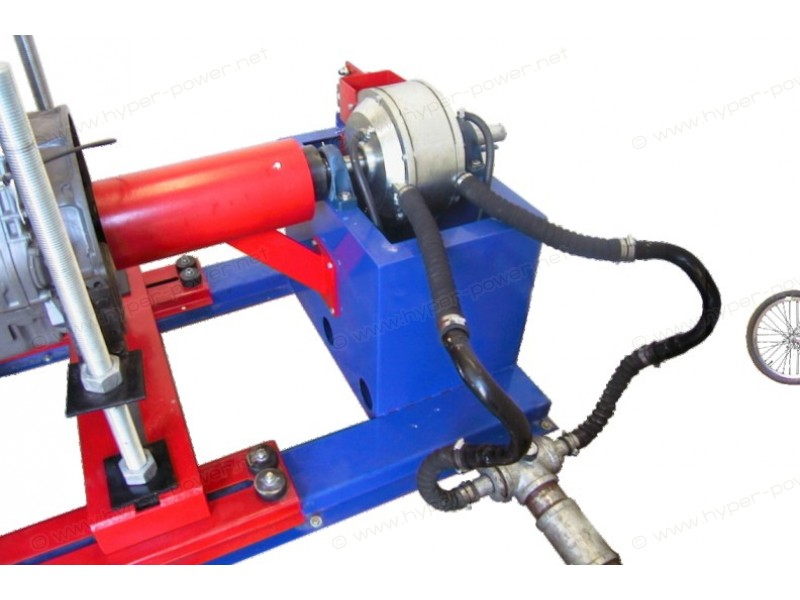 Water Brake Dynamometer : Engine dyno water supply  ford price