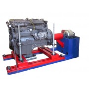 Engine Dynamometer -Waterbrake-  Earthmoving, locomotives & powerful diesel engines