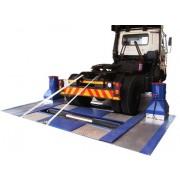 Truck Dynamometer - Basic 4x4 Model